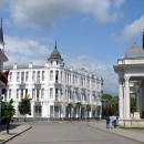 Столица Абхазии город Сухум.