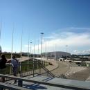 В Олимпийском парке Сочи.