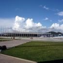 Адлер-Арена в Олимпийском парке Сочи (Адлер).