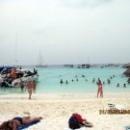 Песчаные пляжи Тайланда.