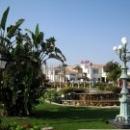 Отельная база курорта Шарм-эль-Шейх в Египте.