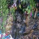 Водопад женские слезы в Абхазии.