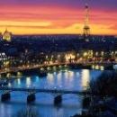 Ночной Париж, Франция