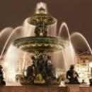 Площадь согласия, фонтан, Франция