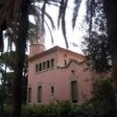 Парк Гуэль Дом где жил Гауди, сейчас это музей
