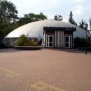 Архитектура парка Ривьера в Сочи.