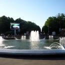 Парк культуры и отдыха «Сокольники».