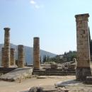 Г. Дельфы Храм Аполлона