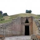 Гробница Агамемнона Микены Греция