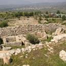Руины древних городов Греция