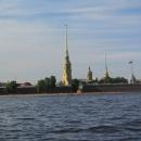Петропавловский собор на Заячьем острове в Санкт-Петербурге.