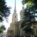 Петропавловский собор и Великокняжеская усыпальница.