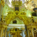Иконостас Петропавловского собора.