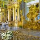 Царские врата в Петропавловском соборе.