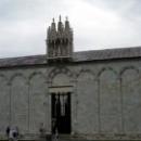Кладбище Кампосанто («Святое поле») в Пизе на Площади Чудес.