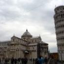 Площадь божественных чудес города Пизы.