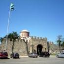 Крепость-музей и органный зал. Абхазия.