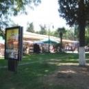 Сувенирный и продуктовый рынок Пицунда.