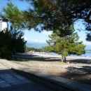 Пляж «Курорта Пицунда». Абхазия.