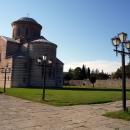 Пицундский Храм X века, где звучит орган.