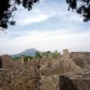 Город Помпеи - музей под открытым небом.