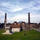 Tempio di Apollo Храм Аполлона в Помпеи.