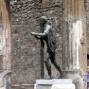 Статуя Аполлна в г.Помпеи. Оригинал находится в музее Неаполя.