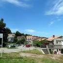 Курортный поселок Пржно на побережье Будванской Ривьеры в Черногории.