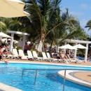 У бассейна отеля Рио Наибоа Резорт 5*. Пунта-Кана.