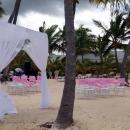 Пляж отеля Рио Наибоа Резорт 5*. Курорт Пунта-Кана.