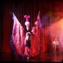 Шоу в отеле Рио Наибоа Резорт 5*. Курорт Пунта-Кана.
