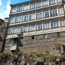 Архитектура Старой части Тбилиси. Грузия.