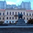 Современный облик Тбилиси. Грузия.