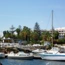 Марина курорта Порт Эль-Кантауи. Тунис.