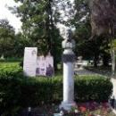 Памятник В.А. Хлудову – основателю парка «Ривьера».