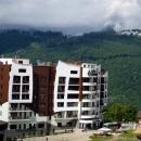 Отели Горной Олимпийской деревни на Роза Хутор.