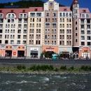 Отель Golden Tulip 4* на набережной Панорама. Роза Хутор.