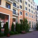 Отель Park inn 4* на набережной Лаванда, 5. Роза Хутор.