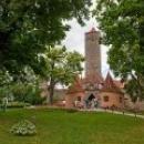 Крепостные ворота Бургтор (Burgtor)