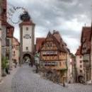 Ротенбург-на-Таубере - средневековая романтика Германии