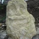 Природная композиция из камня, Геленджик.