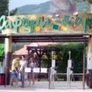 Вход в Сафари-парк в Геленджике.