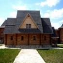 Деревянная скифская крепость