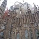 Главная туристическая достопримечательность Барселоны.