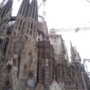 Sagrada Familia, Барселона.
