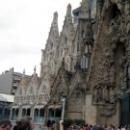 Собор Святого Семейства, Барселона.