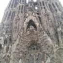 Фасад Рождества Sagrada Familia, Барселона.