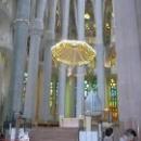 Распятие Христа под сводом храма Святого Семейства, Барселона.