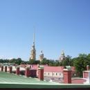 Санкт-Петербургская крепость – исторический центр города, заложена 27 мая 1703 года.