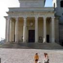 Базилика Сан-Марино, построенная в стиле нео-классицизм в начале XIX века
